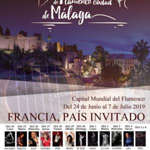 Seminario Internacional de Flamenco Ciudad de Málaga