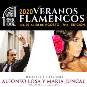 Veranos Flamencos Amor de Dios 2020
