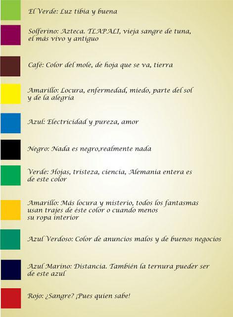 Los colores de Magdalena Carmen