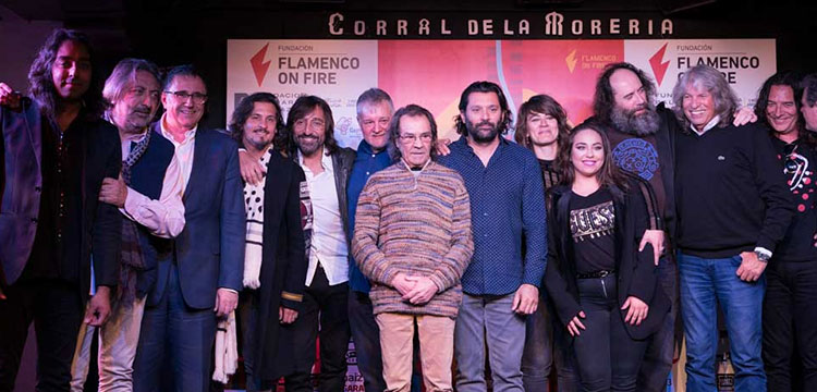 """Flamenco on Fire"" renews its support of Flamenco in Pamplona"