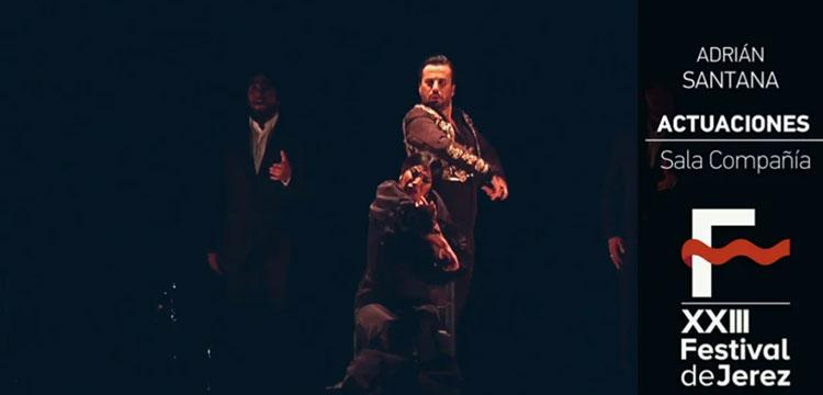 Adrian Santana «Simbiosis» en el Festival de Jerez (video)