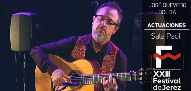José Quevedo Bolita en el Festival de Jerez (video)