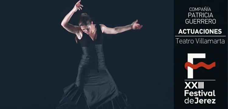 Patricia Guerrero «Distopía» – Festival de Jerez (video)