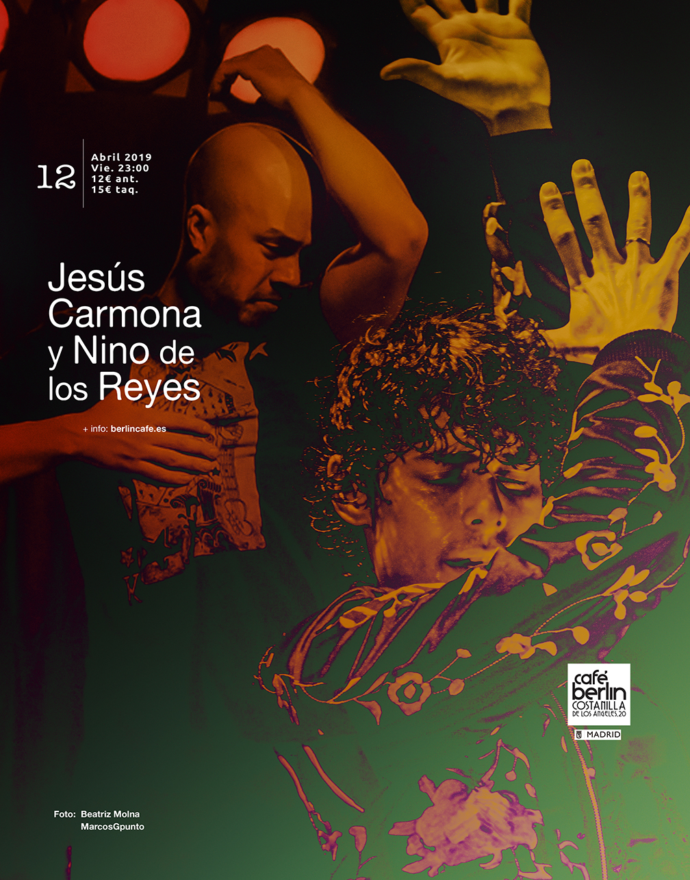 Jesús Carmona & Nino de los Reyes