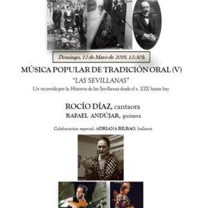 """Ciclo de conciertos """"Manuel de Falla"""" / Sevillanas"""