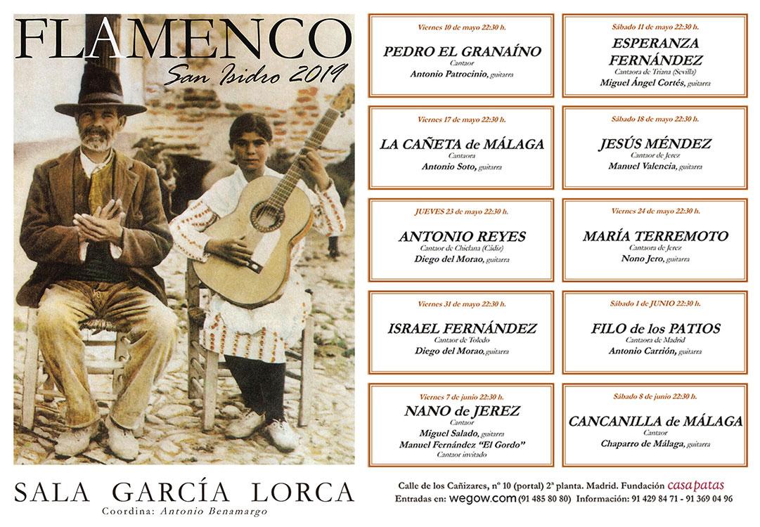 San Isidro Flamenco 2019
