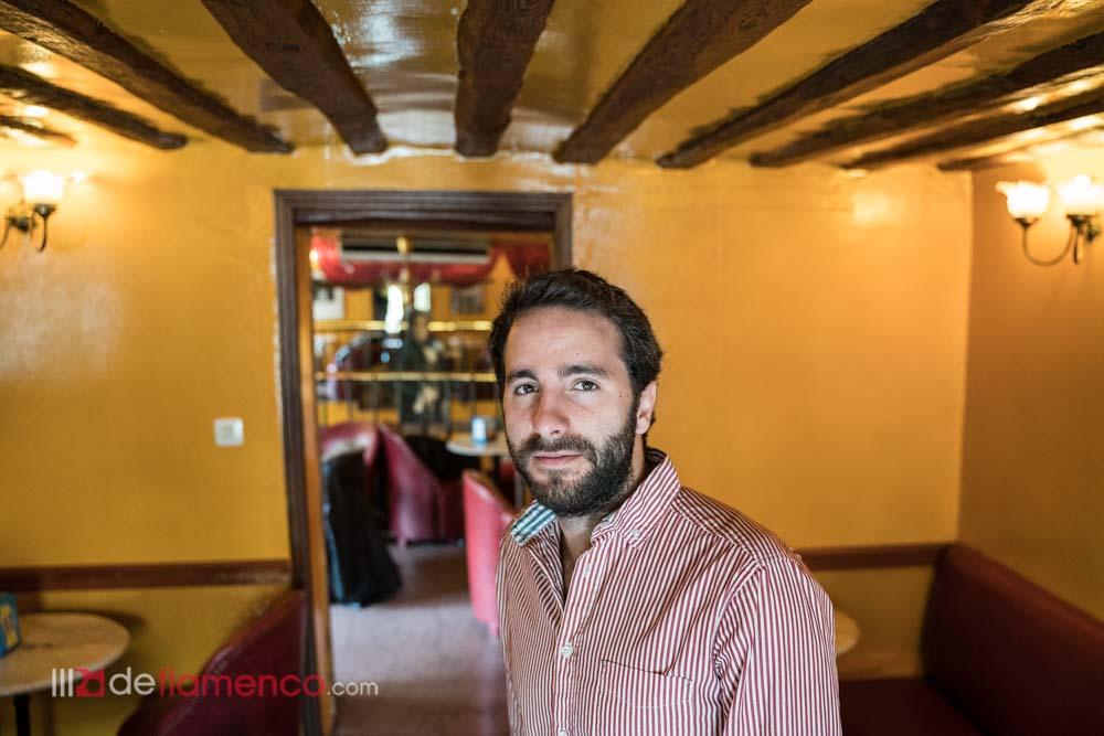 Entrevista Chico Pérez