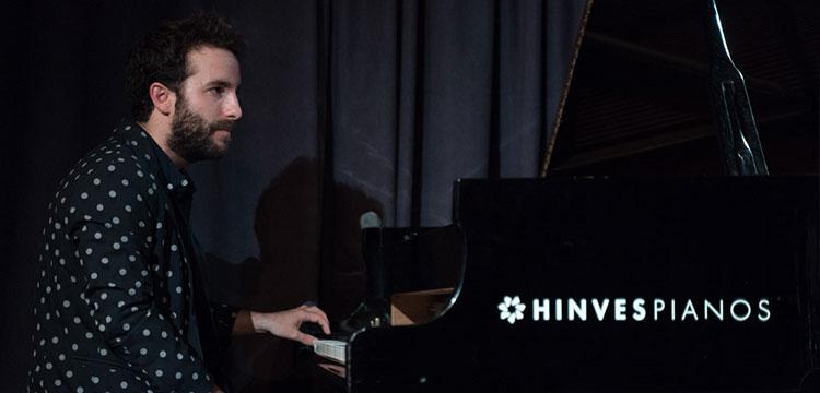 Chico Pérez, piano flamenco