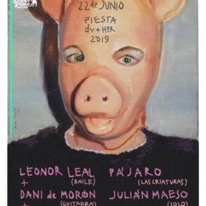 DV-HPR - Leonor Leal
