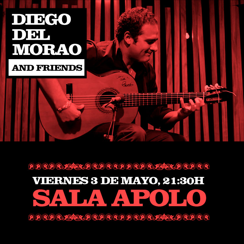 Diego del Morao and Friends