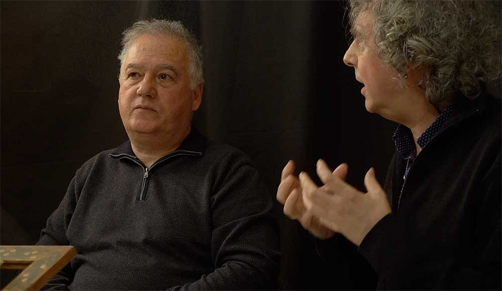 Faustino Núñez & José Manuel Gamboa