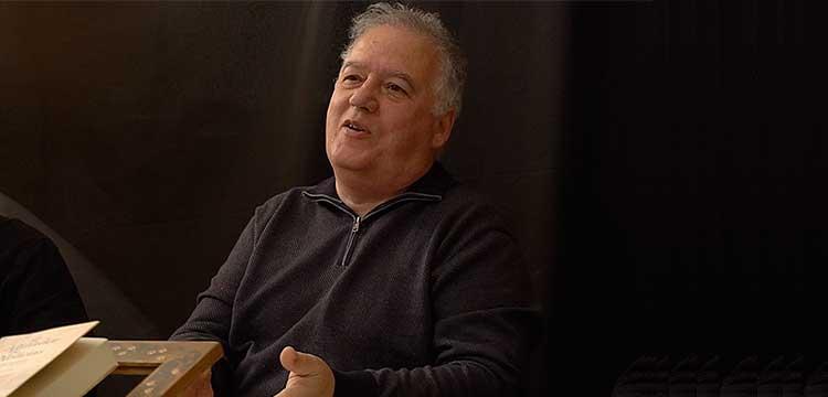 Faustino Núñez – «A la investigación de flamenco, ni agua!»