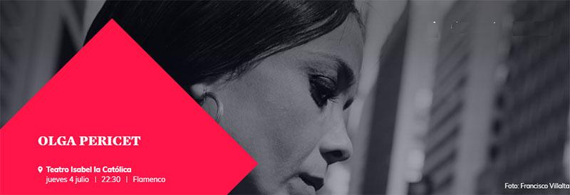 Festival de Granada - Olga Pericet