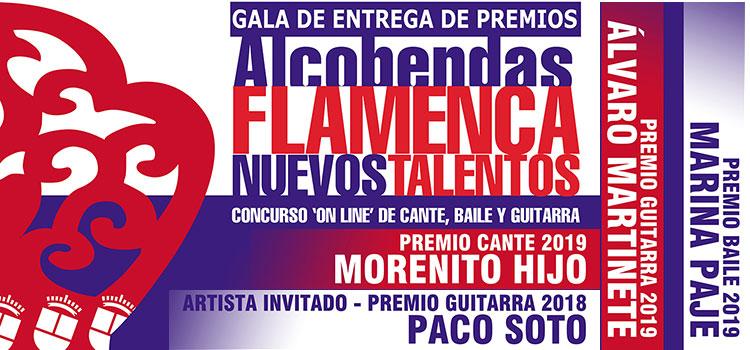 ALCOBENDAS FLAMENCA NUEVOS TALENTOS 2019