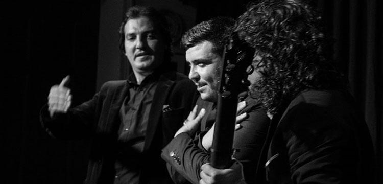 Juanfran Carrasco & El Perla & Luis Peña – Sala García Lorca (fotos & videos)