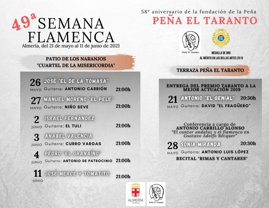Semana Flamenca del Taranto