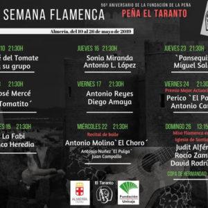Semana del Taranto - Almería
