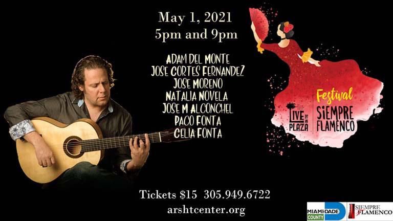 Siempre Flamenco - Miami