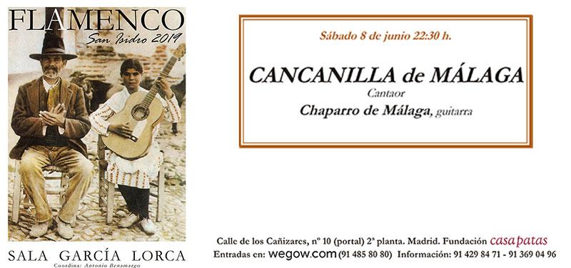 Cancanilla de Málaga - San Isidro Flamenco