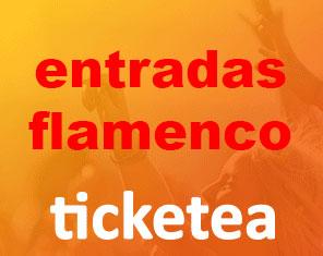 Entradas Ticketea Flamenco