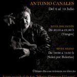 Antonio Canales - Centro El Lucero