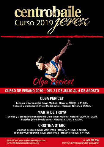 Academia de Baile Jerez - Olga Pericet