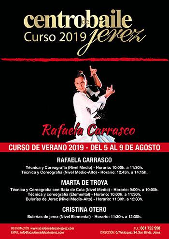 Academia de Baile Jerez - Rafaela Carrasco