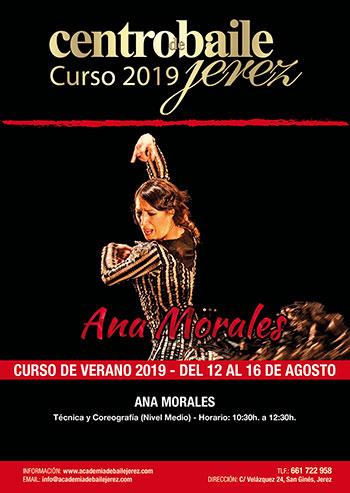 Academia de Baile Jerez - Ana Morales