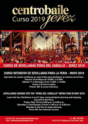 Cursos Festival de Jerez - Academia de Baile Jerez