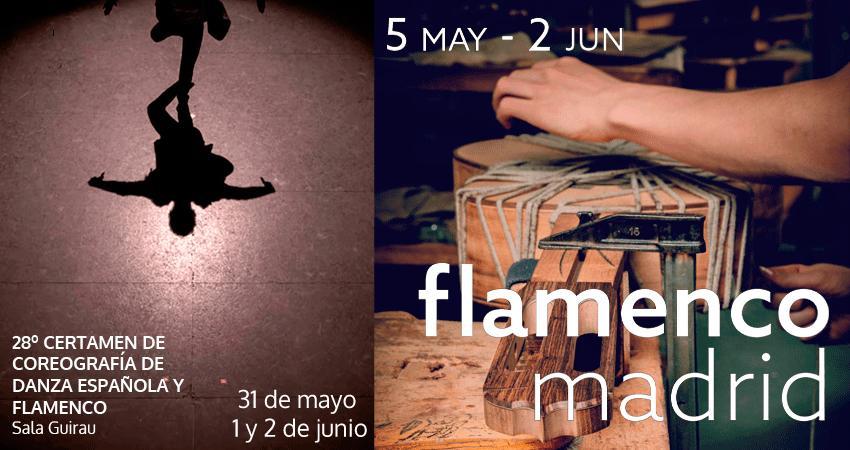 Certamen de Coreografía de Danza Española y Flamenco