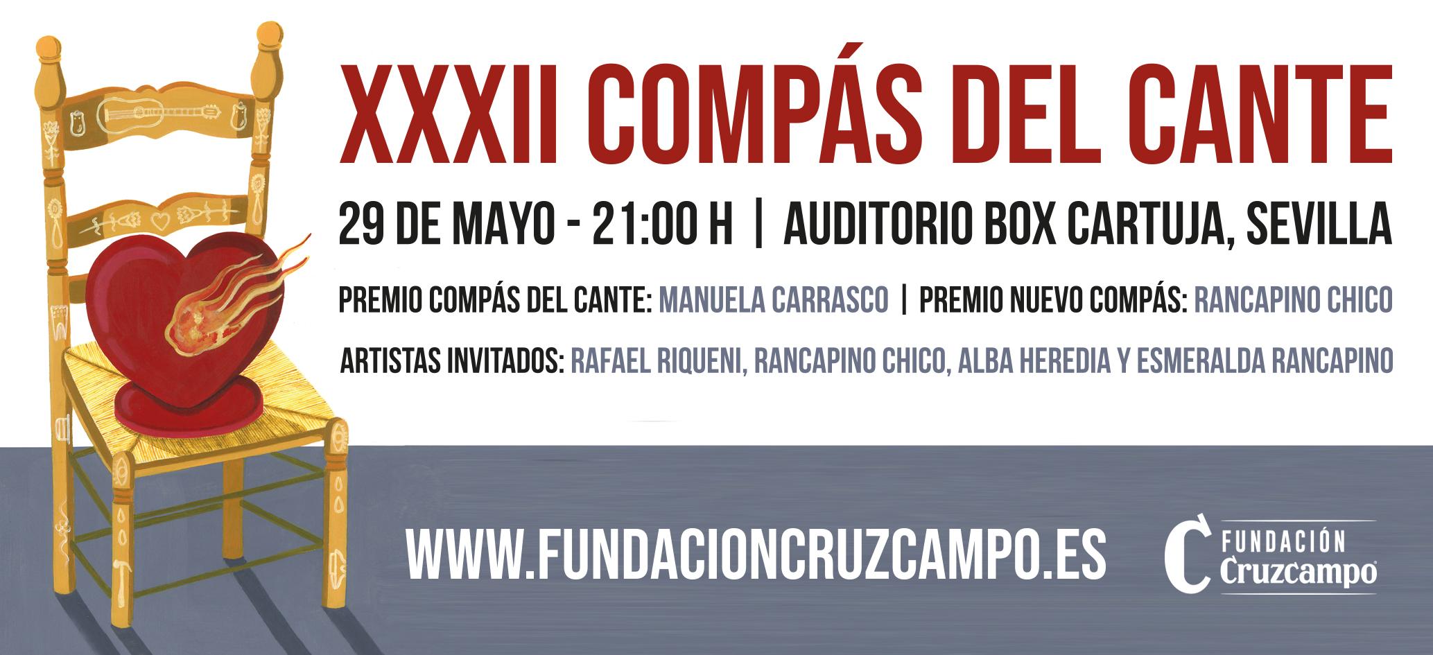 Compás del Cante - Fundación Cruzcampo