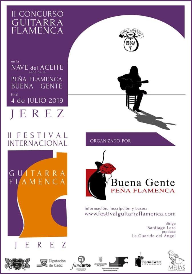 Concurso Guitarra Flamenca Jerez