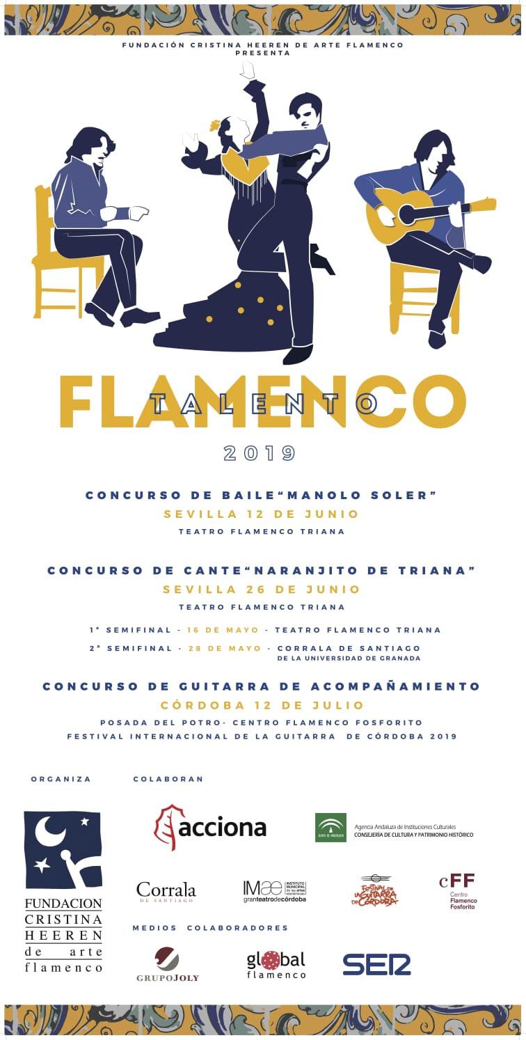 Concursos Talento Flamenco - Cristina Heerenn