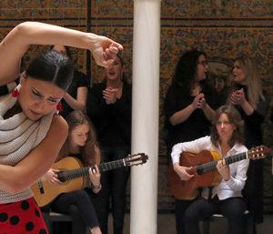 Curso Flamenco Intensivo de Verano 2019 Fundación Cristina Heeren