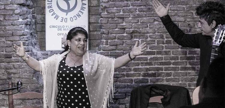 Encarnación Fernández & Antonio Muñoz en Círculo Flamenco Madrid (video&fotos)