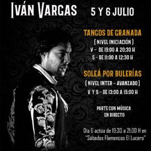 Veranos Flamencos El Lucero - Iván Vargas