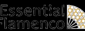 Essential flamenco - logo negro