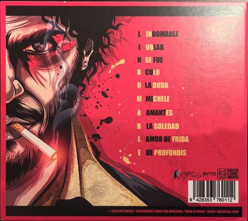 Lin Cortés - Indomable (CD)