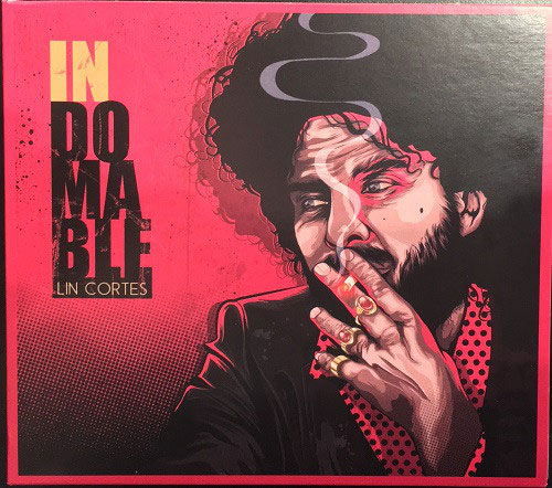 Lin Cortés – Indomable (CD)