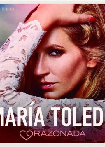 María Toledo Corazonada CD