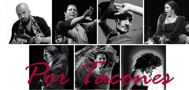 """""""Por Tacones"""",  junio flamenco en Casa Patas"""