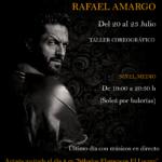 Rafael Amargo - Escuela el Lucero