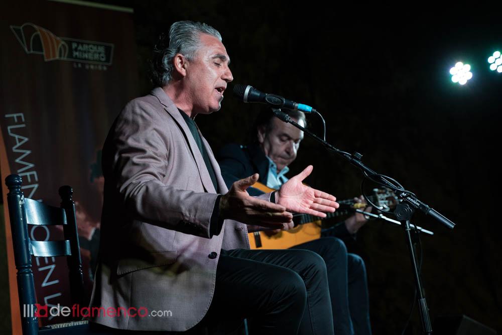 Segundo Falcón & Manolo Franco - Flamenco en la Mina