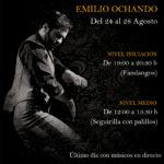 Veranos Flamencos EL LUCERO - Emilio Ochando