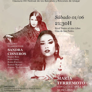 Velada Flamenca Iznájar (Córdoba)