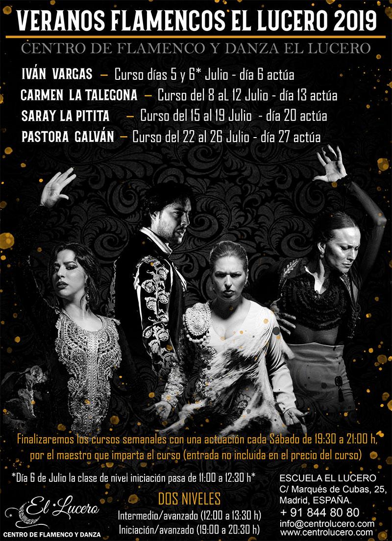 Veranos Flamencos El Lucero