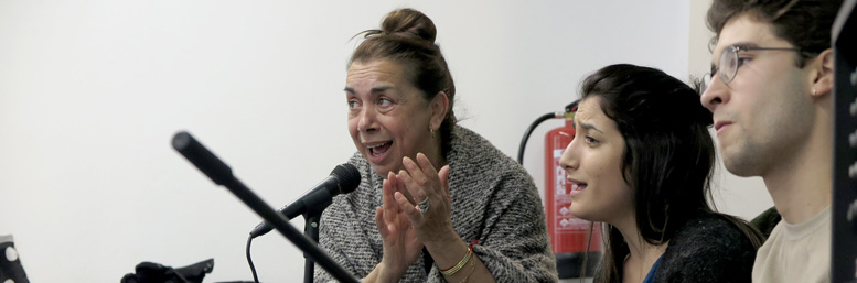 Cristina Heeren - Flamenco Cursos Cante