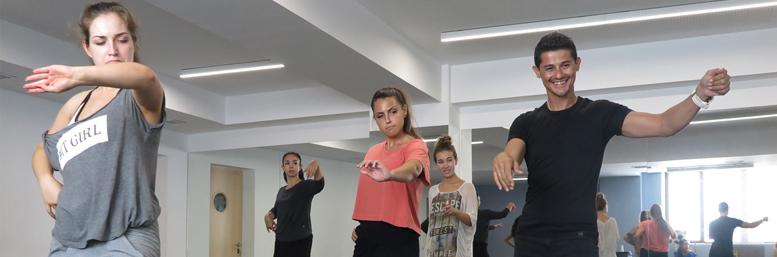 Cristina Heeren - Flamenco Cursos Baile Campallo