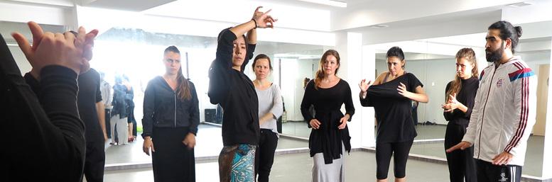 Cristina Heeren - Flamenco Cursos Baile