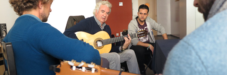 Cristina Heeren - Flamenco Cursos Guitarra